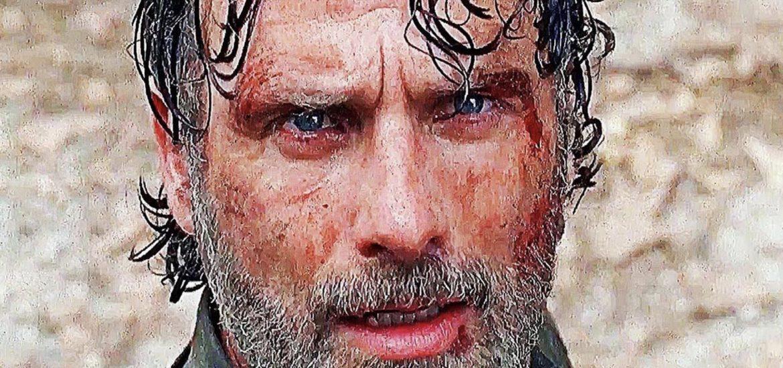 Rick dans TWD