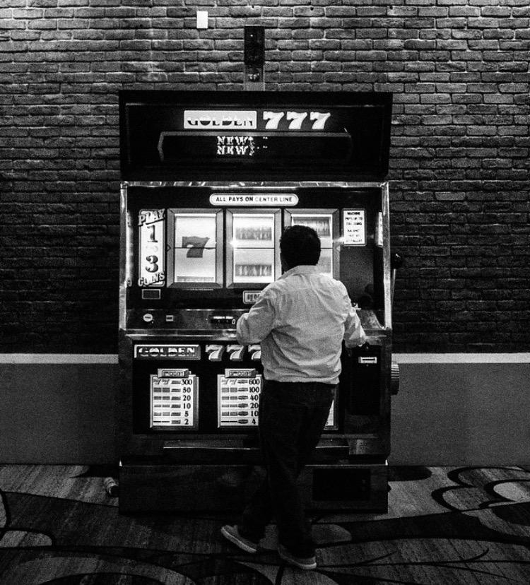 Des machines à sous