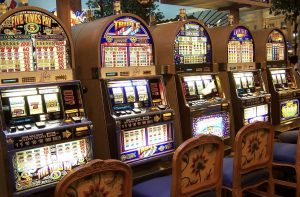 Les machines à sous au casino
