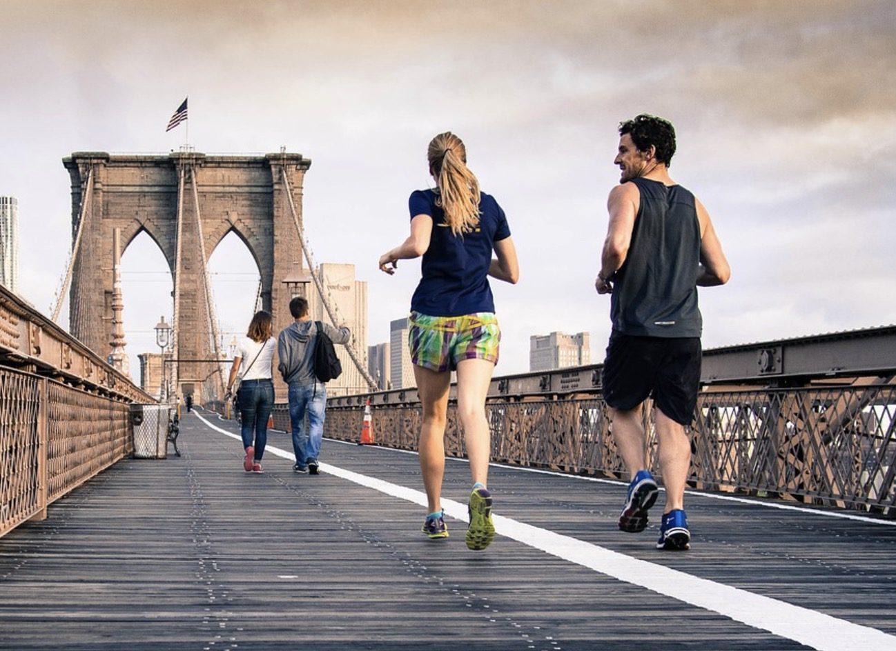 Running en couple