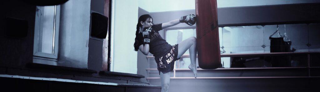 Le kick-boxing