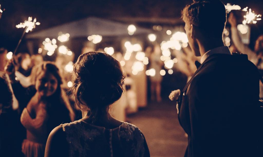 Le mariage et la lune de miel