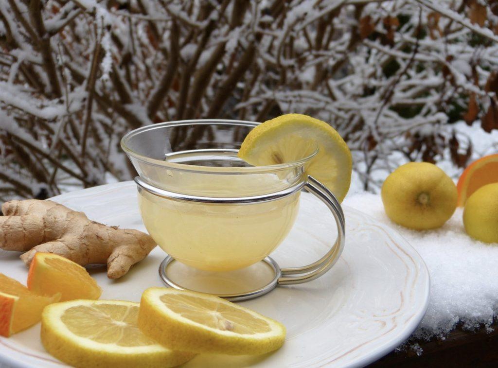 Un jus de citron