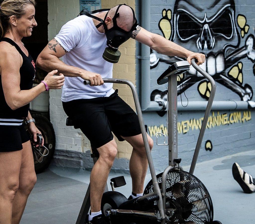 Le vélo élliptique en crossfit