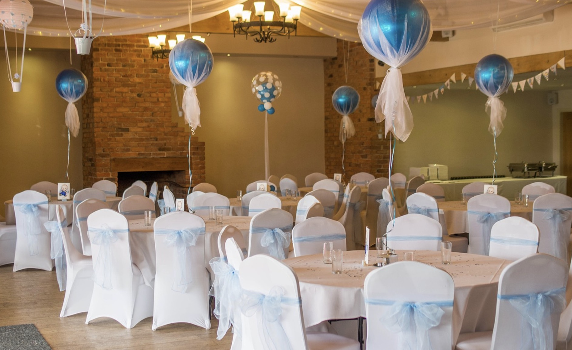 Une salle de mariage