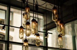 Des luminaires pour la décoration