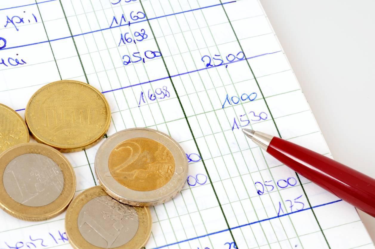 budget mensuel argent