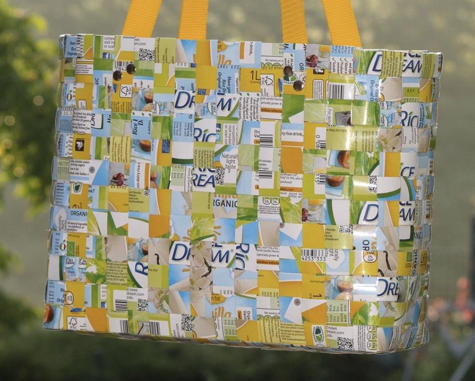La customisation d'un sac