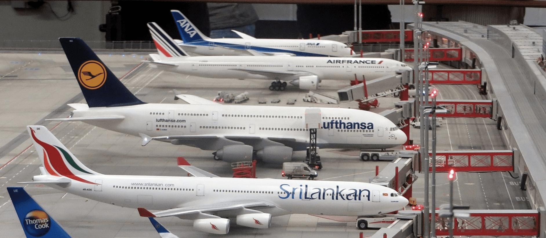 Air France et les emplois