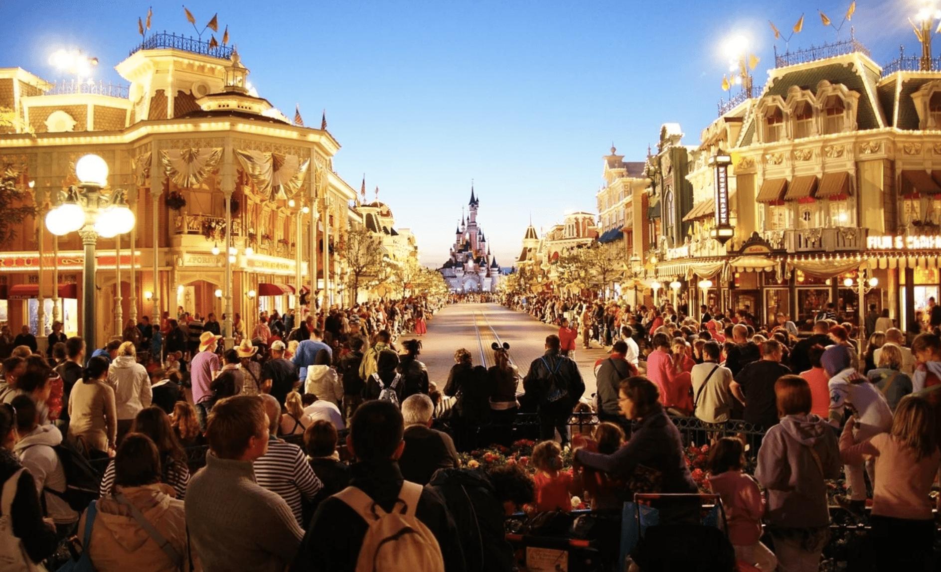 Disneyland Paris et les billets