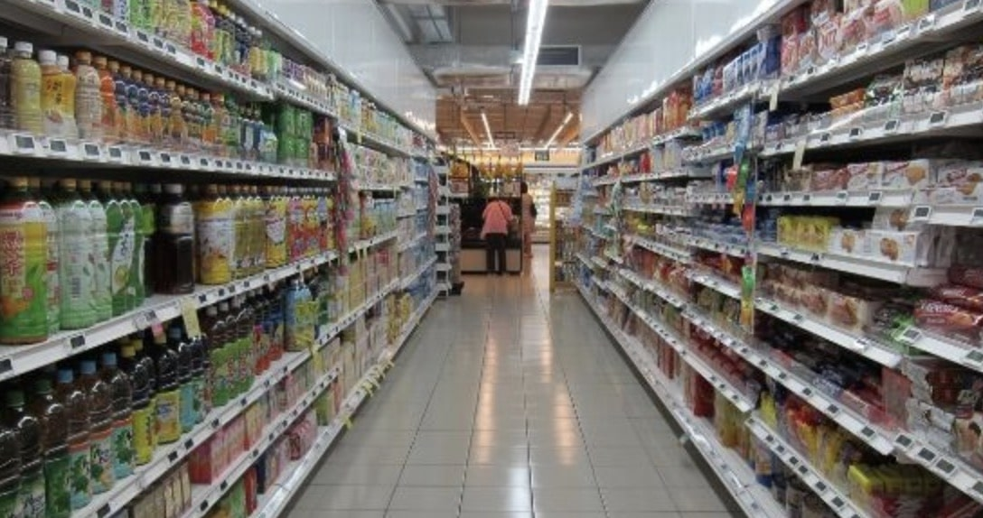 Commerces alimentaires