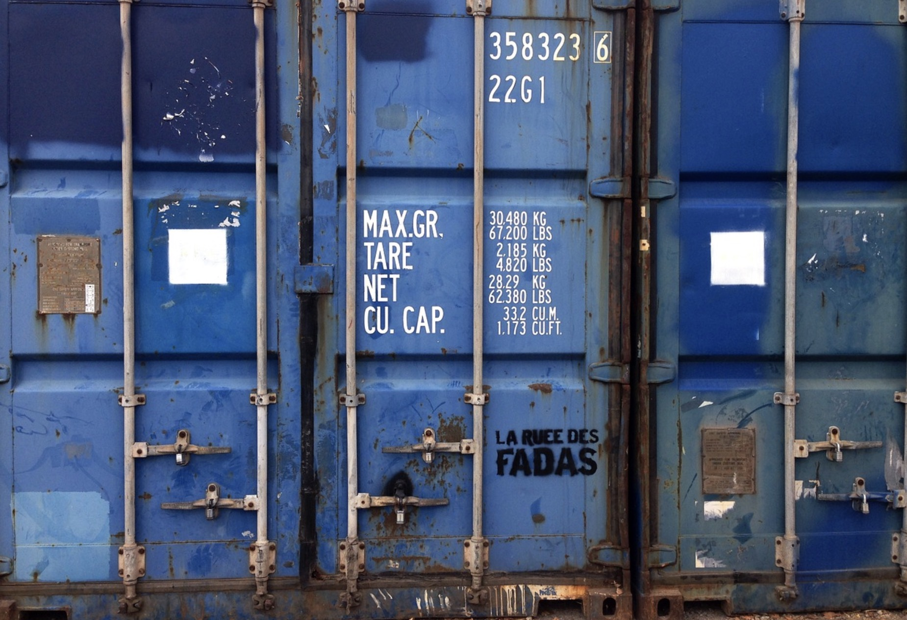 La location d'un container