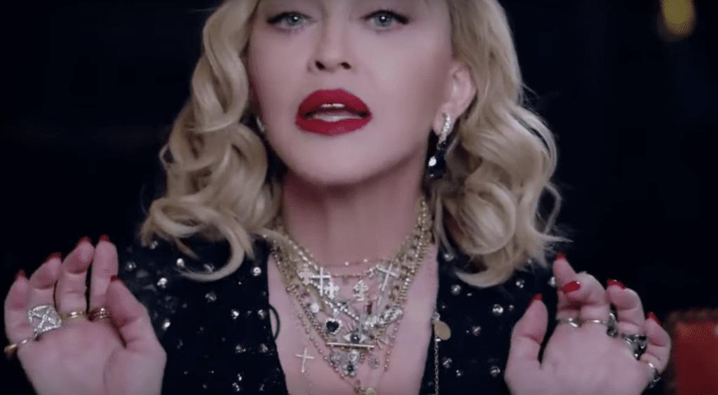 Madonna et sa tournée