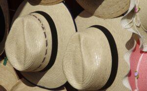 Le chapeau panama véritable