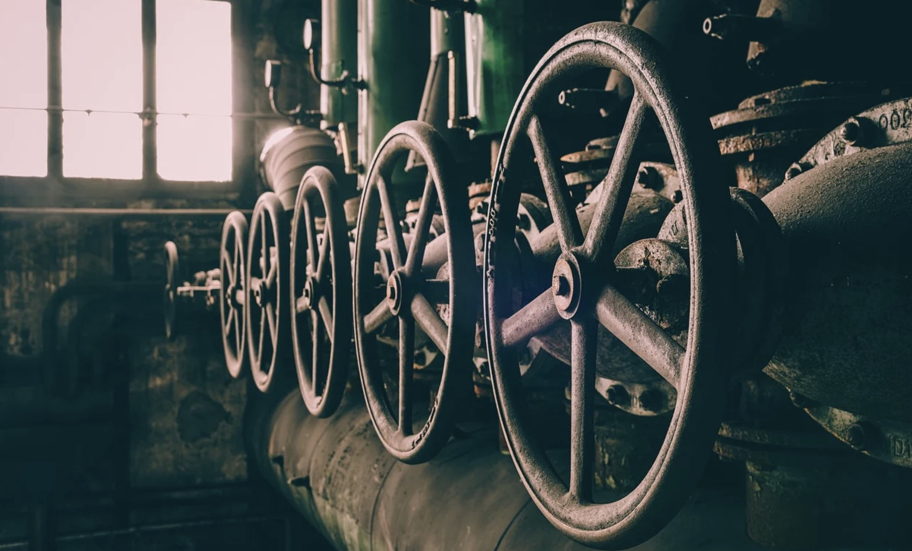 Chauffage industriel