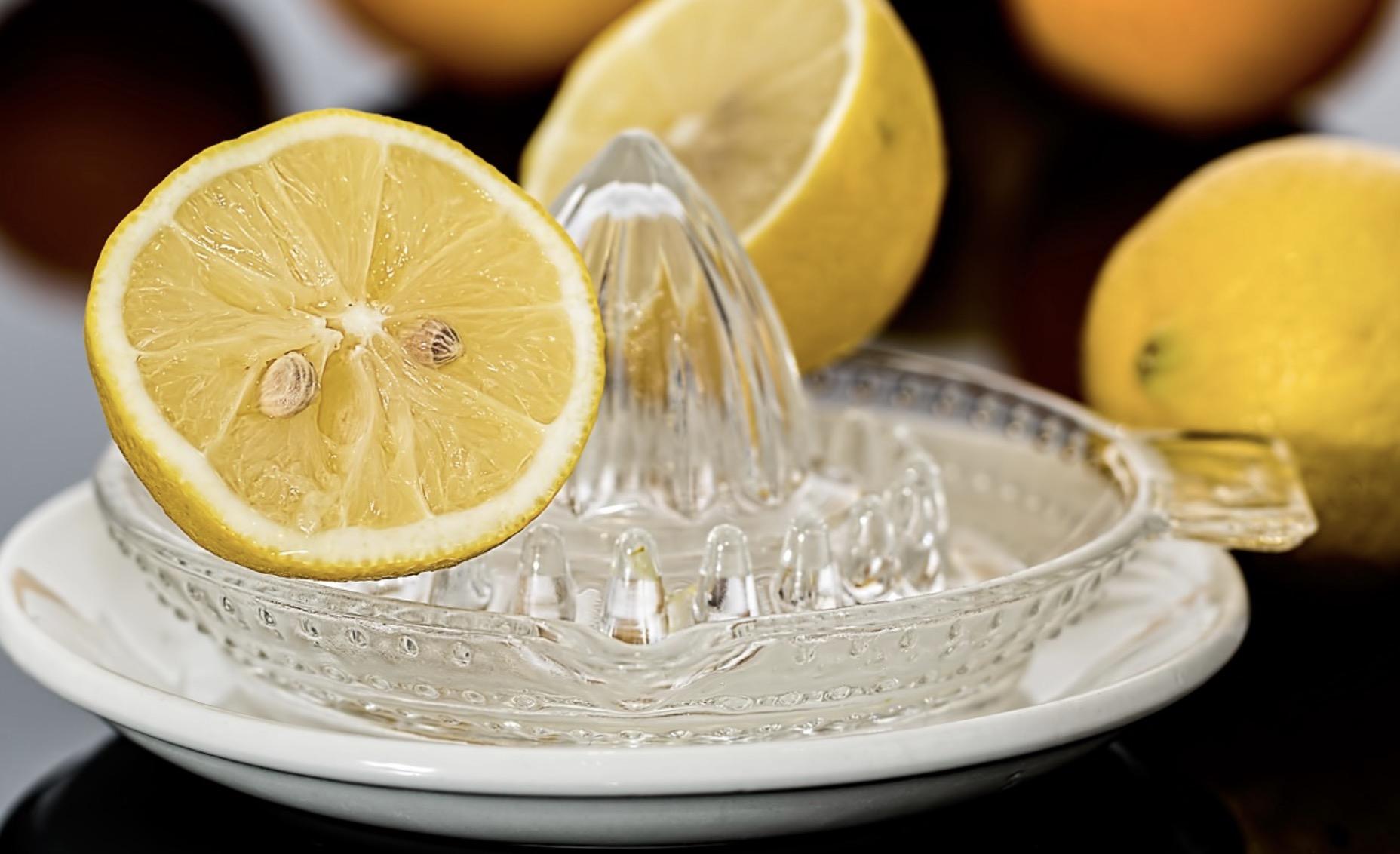 Wrap minceur avec du citron