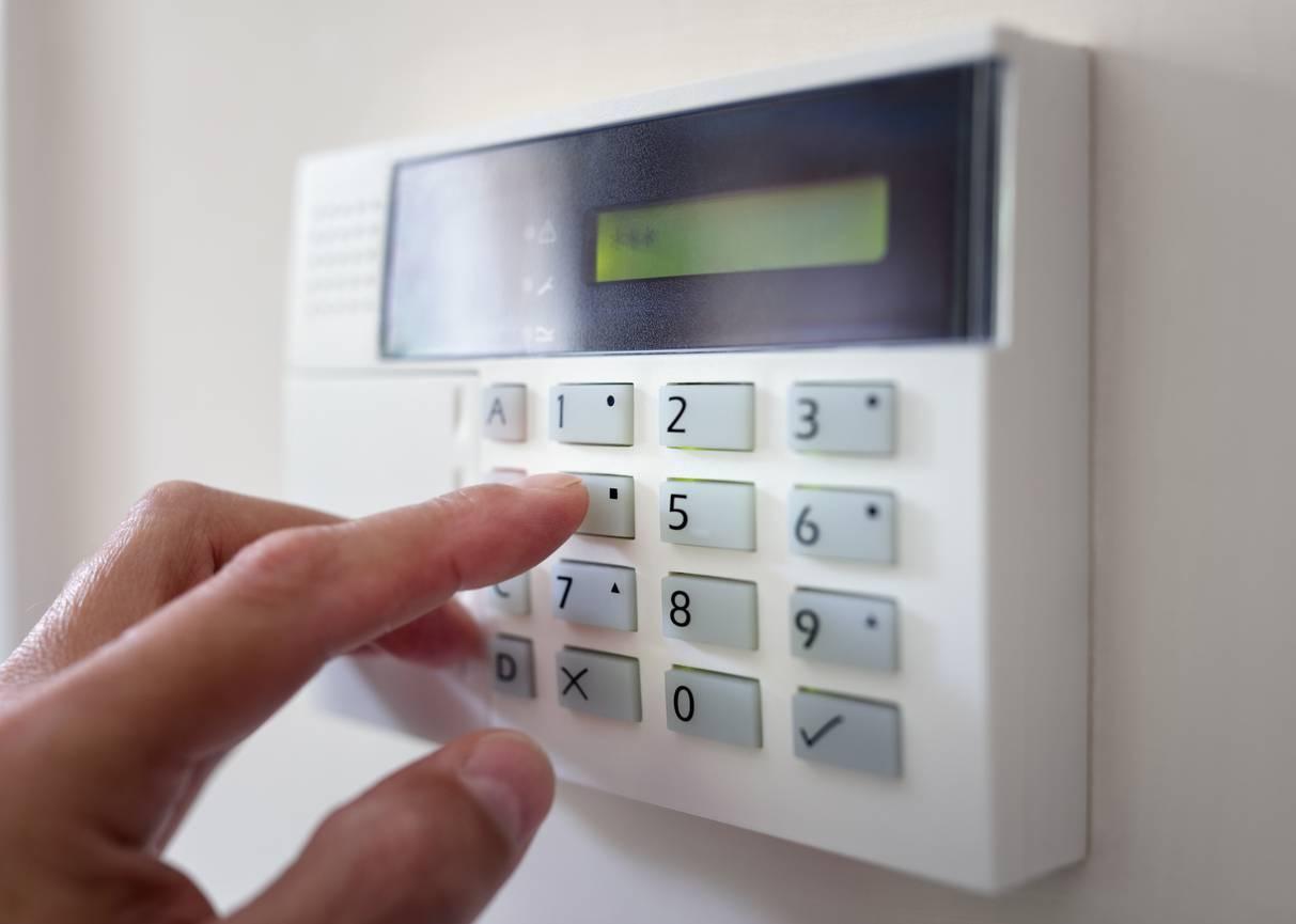 système d'alarme pour appartement