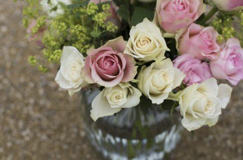 Choix des fleurs pour la St Valentin