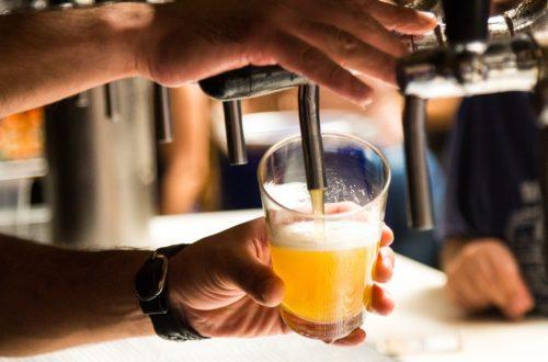 Utiliser une tireuse à bière