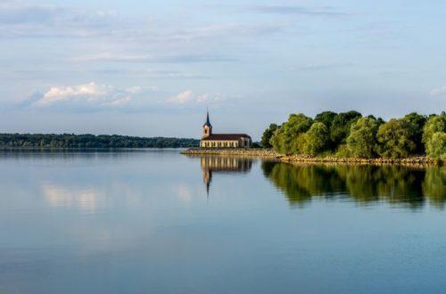 Gîte au lac du Der