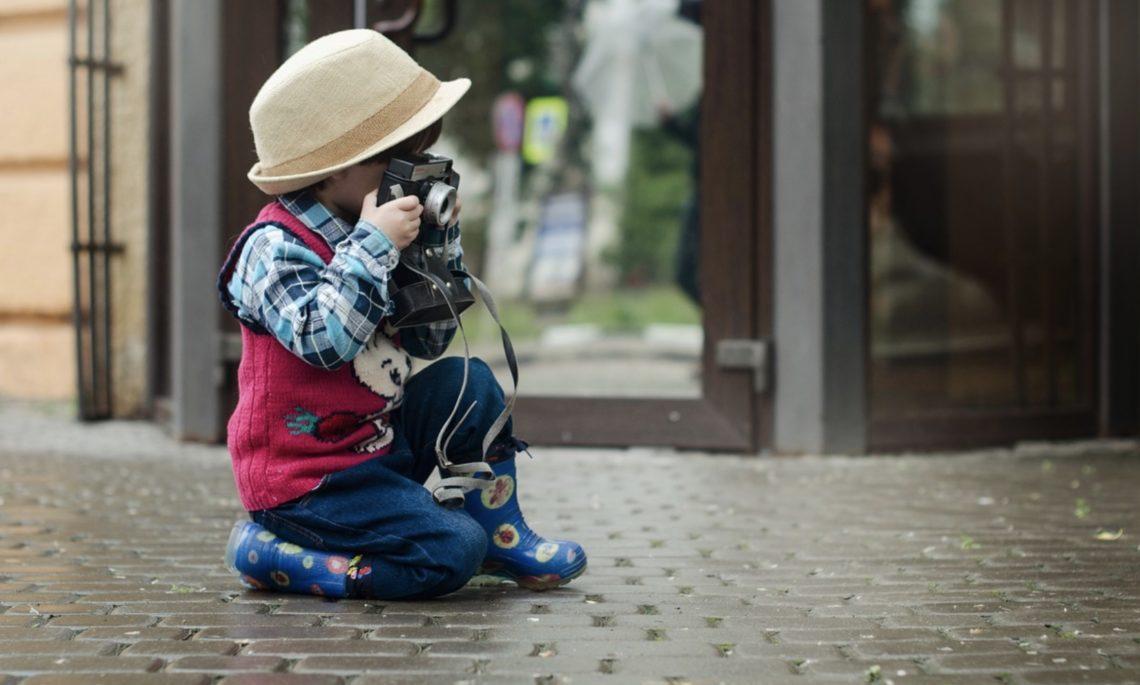 Appareil photo numérique enfant