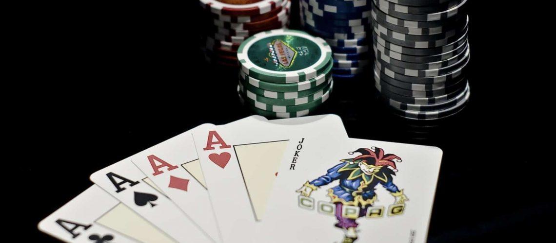 Les jeux et le casino