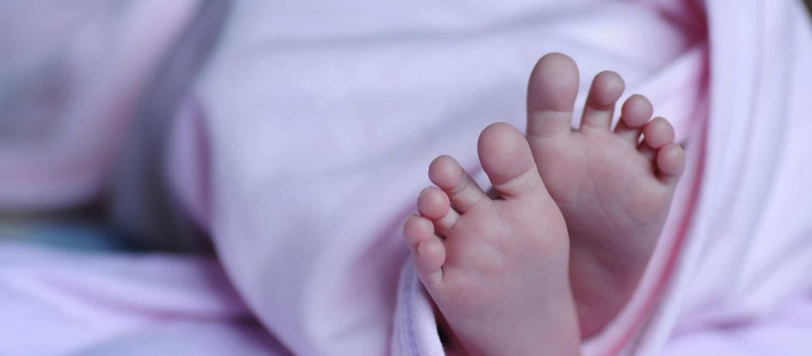 Une gigoteuse pour bébé